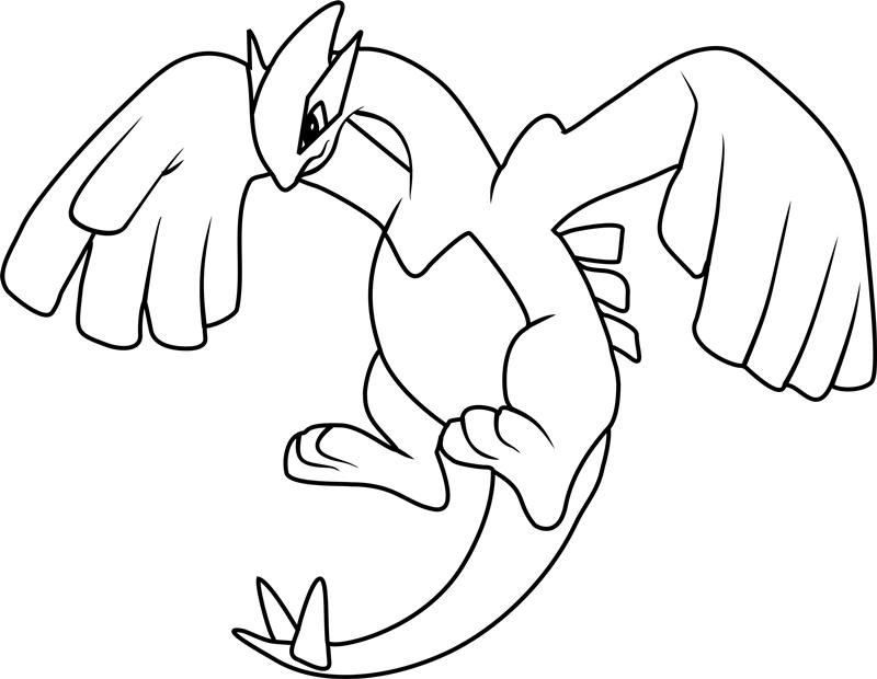 Pokemon Snorlax Kleurplaat Dibujos De Pokemon Legendario Para Colorear
