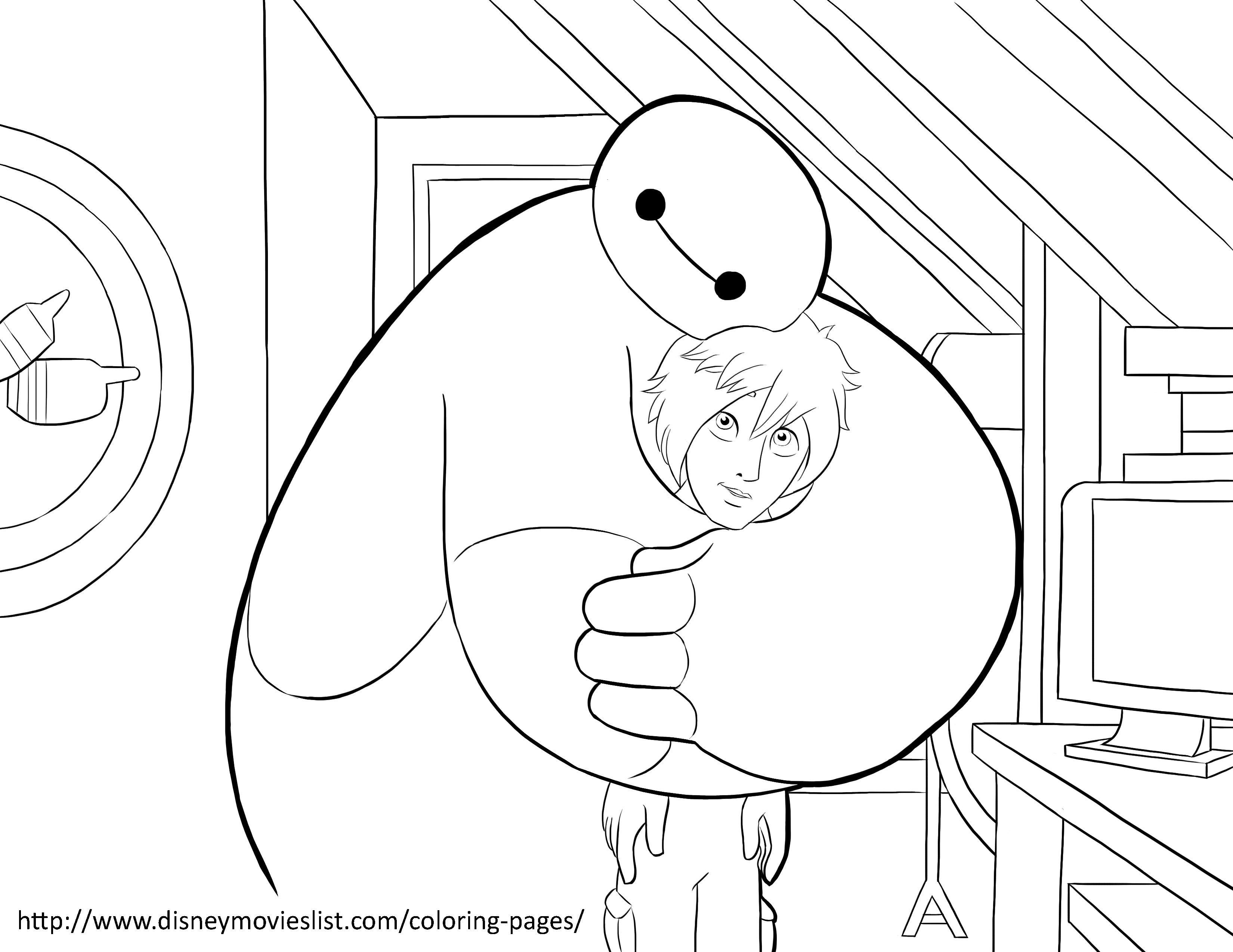 Dibujos De Grandes Héroes 6 Para Colorear Dibujosonlinenet