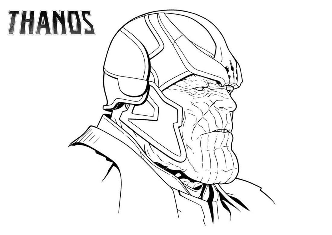 Hulk Dibujos Para Colorear: Dibujos De Marvel Para Colorear
