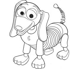 Dibujos De Toy Story Para Colorear Dibujosonline Net