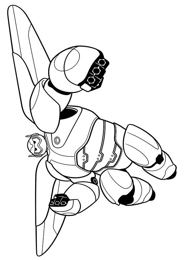 Abu Aladdin Kleurplaat Dibujos De Baymax 2 0 Para Colorear Pintar E Imprimir