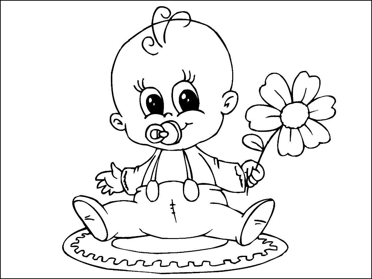 Dibujos De Flores Para Colorear Pintar E Imprimir Flores 6: Flores Para Colorear Pintar E Imprimir